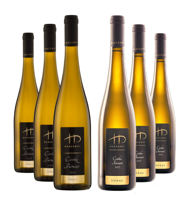 Ciróka Furmint - Time-travelers' pack
